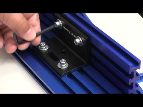 Rockler T-Track Table w/Accessories Review: NewWoodworker