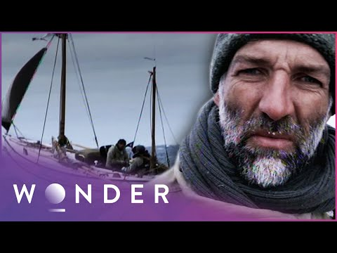 Freezing At Sea In Extreme Ocean Storm | Shackleton Epic: Death Or Glory S1 EP2 | Wonder
