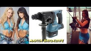 MAKITA BHR242RFE 18V LXT 3 Function SDS Drill Kit