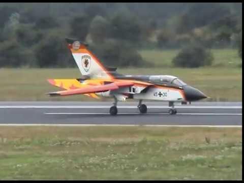 MFG2 Tornado Display Naval Air wing 2 Germany