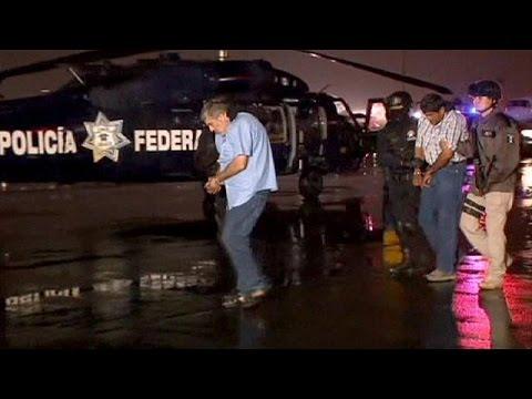 Meksikalı uyuşturucu baronu tutuklandı