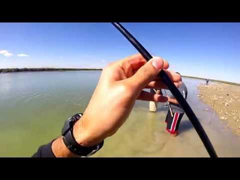 Gator Trout on DOA Shrimp – Brownsville, TX Dec 2013