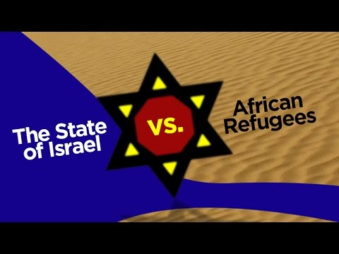 Anti-African Rally in Tel Aviv