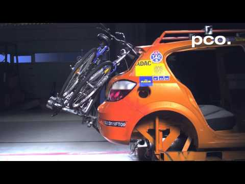 pco – Dimax CS  Crash Test High Speed Camera System