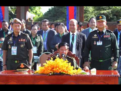 Cambodia News Today: RFI Radio France International Khmer Evening Thursday 06/22/2017