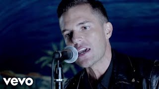The Killers - Here With Me (Official Music Video)