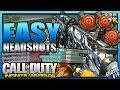 How To Get EASY Headshots in Infinite Warfare! (Headshot Tips and Tricks IW)