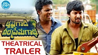 Nonton Krishna Gadi Veera Prema Gaadha Theatrical Trailer || Nani || Mehrene || Hanu Raghavapudi Film Subtitle Indonesia Streaming Movie Download