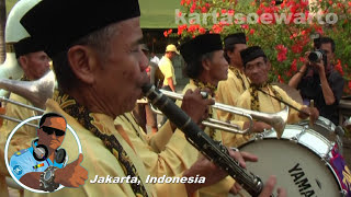Video Sang Kodok - Betawi Tanjidor Orchestra (Kotatua, Jakarta 2009) MP3, 3GP, MP4, WEBM, AVI, FLV September 2018