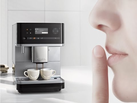 Miele CM6 countertop Coffee Machine: Free Video and related media - Mashpedia Player