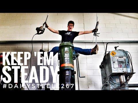 MOUNTING POWER HAMMERS!!! (видео)