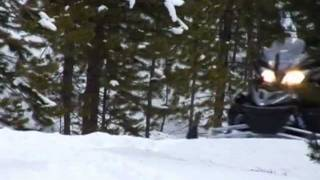 8. Snow Goer's 2011 Snowmobile of the year (Yamaha Apex SE)
