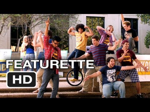 Pitch Perfect Featurette - Look Inside (2012) - Anna Kendrick Movie HD Video