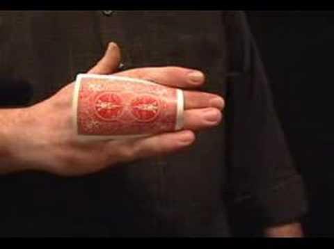 魔術教學-教你怎麼把撲克牌憑空變出來!