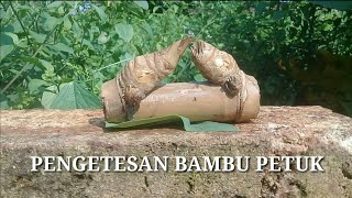 Download Video PENGETESAN BAMBU PETUK MP3 3GP MP4