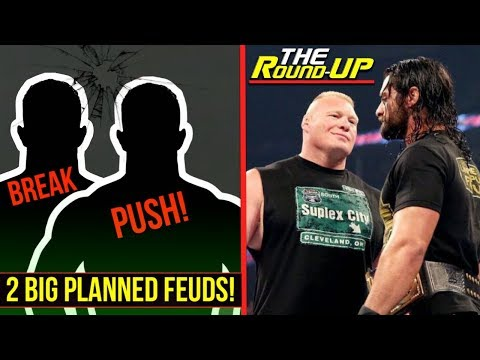 MAJOR FEUD IN THE WORK FOR BROCK LESNAR! Next Opponent REVEALED?, New Tag Team PUSH - The Round Up