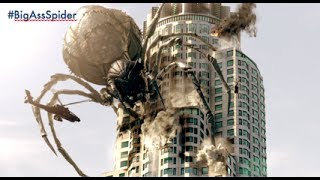 Nonton Big Ass Spider    Opening Scene Film Subtitle Indonesia Streaming Movie Download