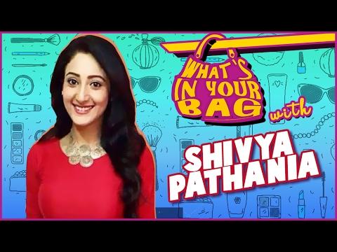 Shivya Pathania aka Sanchi's Handbag SECRET REVEAL