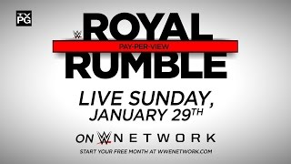 Nonton Don't miss WWE Royal Rumble 2017 -  Sunday, Jan. 29 Film Subtitle Indonesia Streaming Movie Download