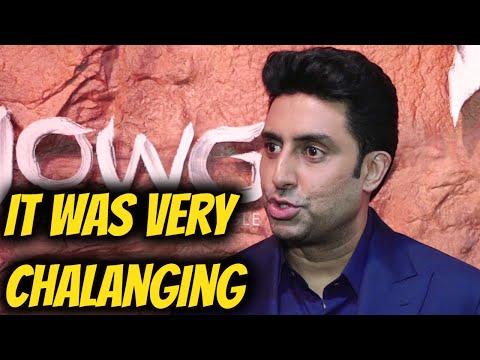 Abhishek Bachchan At Mowgli: Legend of the Jungle | Hindi Version Special Screening | Netflix