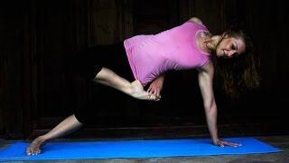 Video Yoga vinyasa - stretching, opened heart by LIna Meandmine MP3, 3GP, MP4, WEBM, AVI, FLV Maret 2018