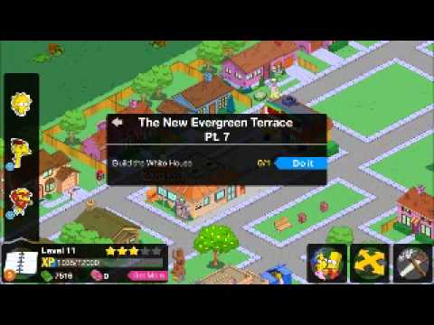 The Simpsons Tapped Out: How To Get Fast Money+XP