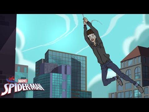 Marvel's Spider-Man Short: Origin #3