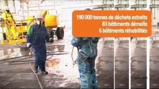 Noyelles Godault France  city photos gallery : Démantèlement et de réhabilitation d'un ancien site industriel (Noyelles Godault, France) - SUEZ