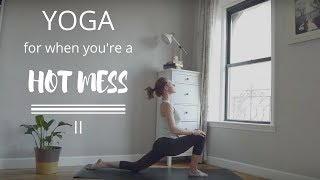 Video Christian Yoga for When You're a Hot Mess: Week 2: Foundation Building Yoga Practice MP3, 3GP, MP4, WEBM, AVI, FLV Maret 2018