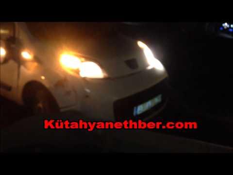 Çevreyolunda Maddi Hasarlı Trafik Kazası