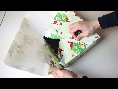 Japan Gift Wrap Hack