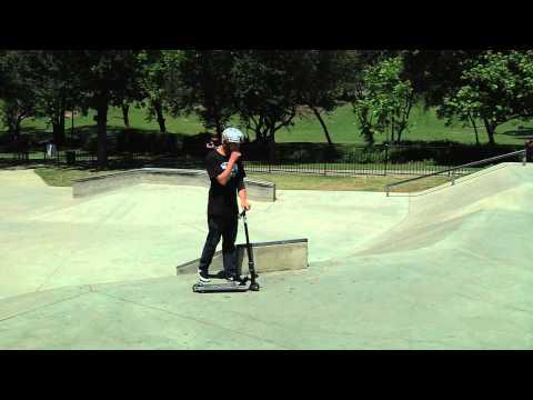 Sunrise Comp 2015 at Rusch Skatepark