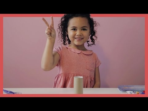 FiveYearOld Girl Performs Incredible Trick Shots With Household Items and