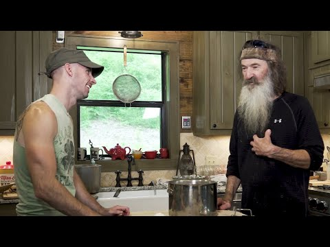 That Is One Weird Dude | Phil Robertson and Dan the Eunuch
