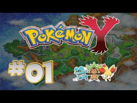 Guida Pokémon Y #01 - Quante novità!