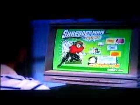 Shredderman Rules movie clip