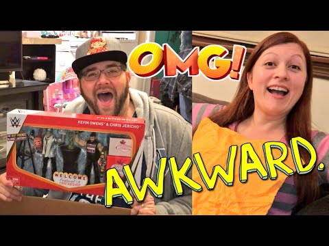 AWKWARD MOMENTS EXPOSED! PAIGE RETIRING? WWE TOY UNBOXING! IS ROBBIE E LEAVING GTS?