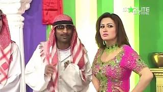 Zafri Khan, Nargis and Naseem Vicky New Pakistani Stage Drama Full Comedy Clip | Pk Mast