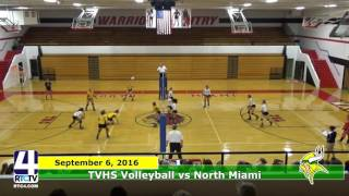 TVHS Volleyball vs North Miami Warriors