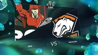 ROX vs VP - Неделя 7 День 1 / LCL