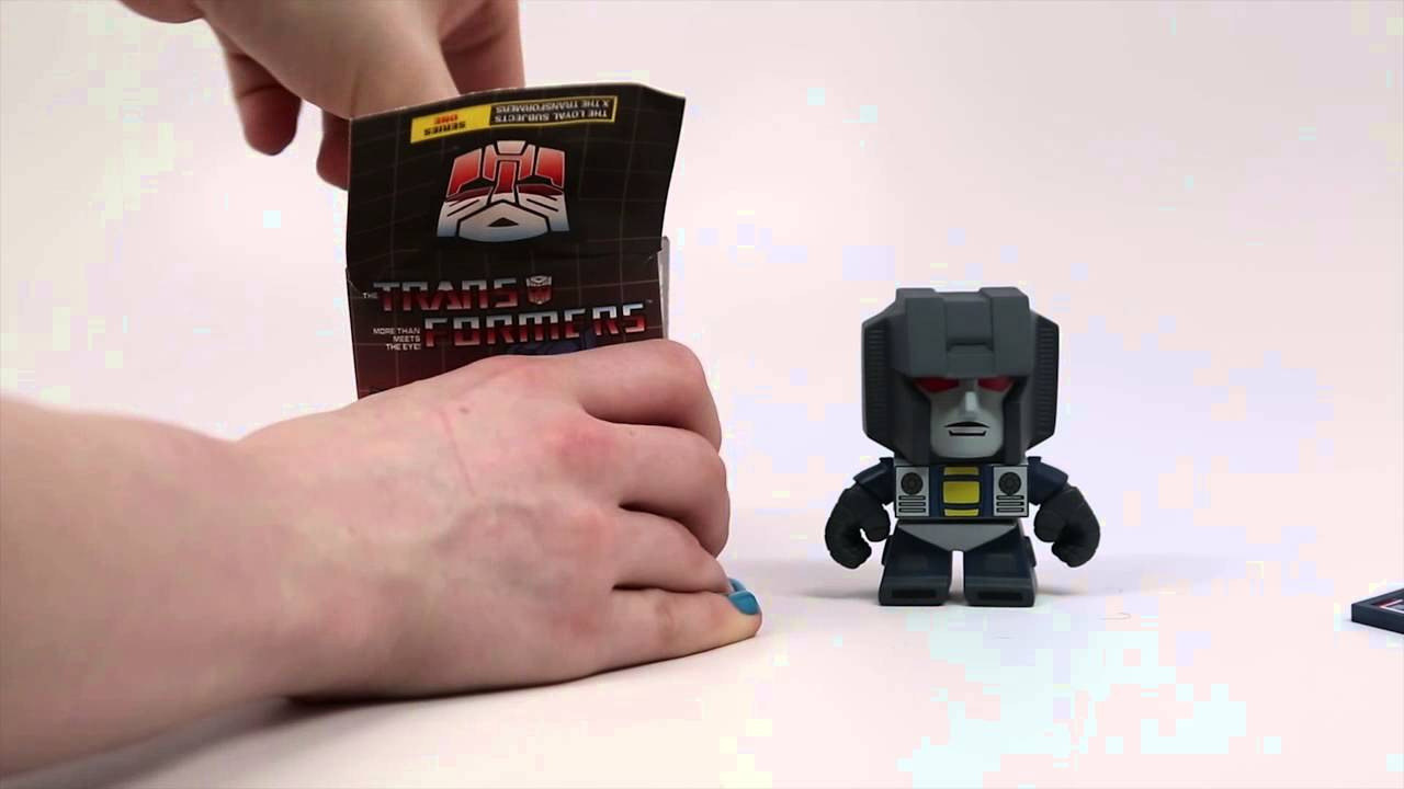 Transformers by Loyal Subjects Blind Box! Ep 6