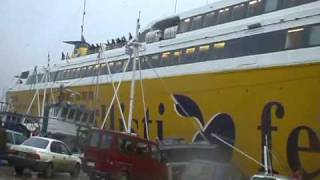 Video Atyxima sti Samothraki me to Corsica Express III - 18/12/2008 MP3, 3GP, MP4, WEBM, AVI, FLV November 2017
