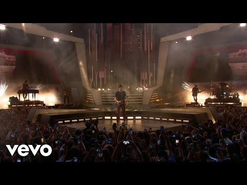 Video Shawn Mendes - In My Blood (Live From iHeartRADIO MMVAs / 2018) download in MP3, 3GP, MP4, WEBM, AVI, FLV January 2017