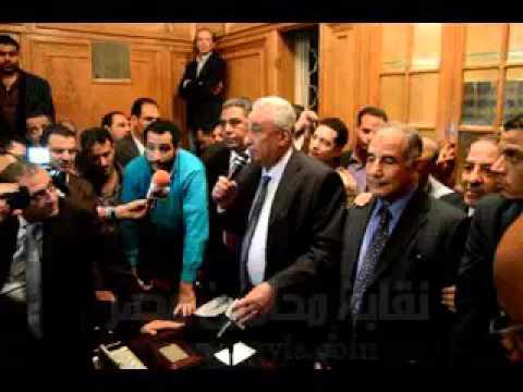 رسمياً اعلان نتيجة انتخابات نقابة المحامين على منصب النقيب العام