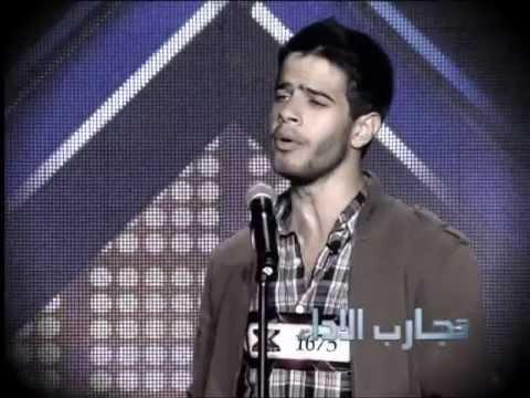 اختبار ادهم النابلسي في المعسكر المغلق - The X Factor 2013