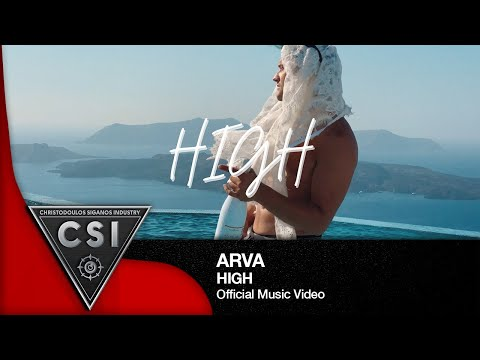 Arva - High 🌊 I Official Music Video