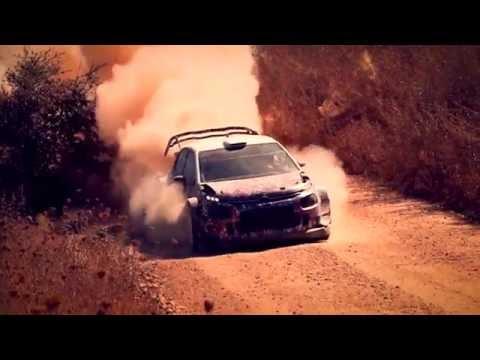Citroën C3 WRC #TEST7
