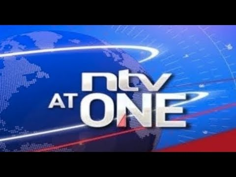 LIVE: NTV At One With Edmond Nyabola