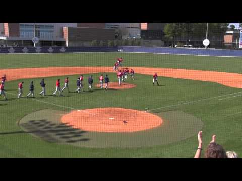 Postgame - Baseball vs. Flagler, Game 3
