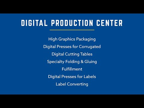 Digital Production Center